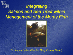 JasButlerPresOct03 - Moray Firth Partnership