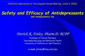 cat june2006 fri finley - California Association of Toxicologists