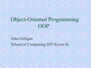 Lecture 1 part a - School of Computing