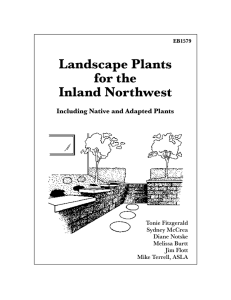 EB1579-Landscape Plants for the Inland