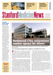 redwood city outpatient center opens its doors