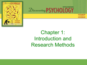 Key Influences in the Development of Behaviorism