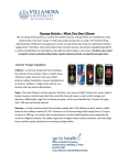 Energy Drinks – What You Don`t Know