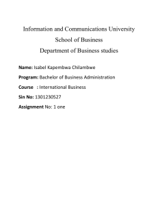 Sin No - Information and Communications University