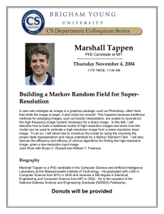 Marshall_Tappen - BYU Computer Science