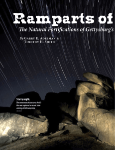 Ramparts of Rock: The Natural Fortifications of