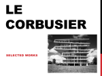 Le Corbusier - WordPress.com