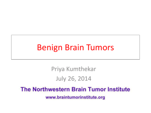 Benign Brain Tumors - American Brain Tumor Association