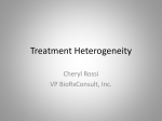 Treatment Heterogeneity