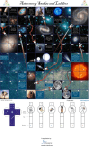 Astronomy Snakes and Ladders Earth, third planet in Solar System