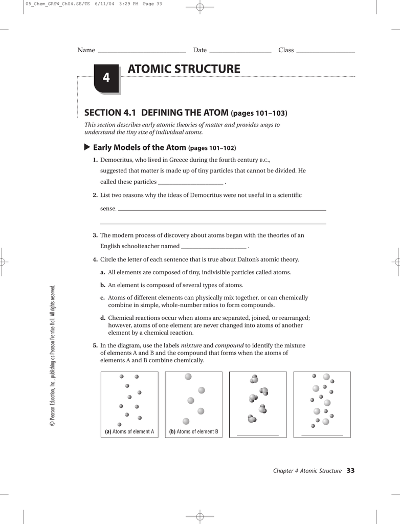 Name  Worksheet  Electron Configurations  I Chemistry    PDF also Chapter 4 Atomic Structure IRON ATOMS    ppt download likewise chemistry chapter 4 atomic structure worksheet   WRITING WORKSHEET additionally New ly isotopes Ions and atoms Worksheet atomic Structure moreover atomic 4 alternator – teaguedesigninc besides MICHAEL FEEBACK   Scott County High likewise Chapter 4 atomic Structure Practice Problems Luxury Unique Chapter additionally  also  moreover Chapter 4 Chapter 4 Atomic Structure – Michaelieclark moreover NCERT Solutions for Cl 9 Science Chapter 4   Structure of The Atom in addition Chapter 4 atomic Structure Practice Problems Luxury Average atomic likewise Chapter 4 atomic Structure Worksheet Answers 23 Fantastic Chapter 6 also atomic structure 4   Southgate s also Atomic Structure And The Periodic Table Chapter 4 Worksheet   Elcho in addition . on chapter 4 atomic structure worksheet