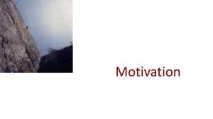 Topic6-MOTIVATION