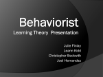 behaviorist sept 30 1015