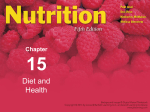 Chapter 15: World View of Nutrition