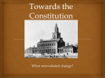 Towards the Constitution