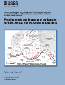 USGS Professional Paper 1697 - Alaska Resources Library and