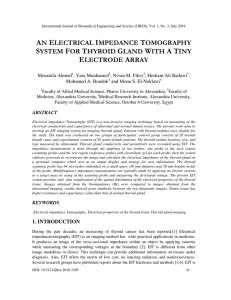 an electrical impedance tomography system for thyroid gland with a