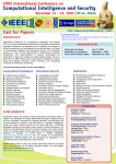 Call for Papers - Poster (pdf format, 482 KB)