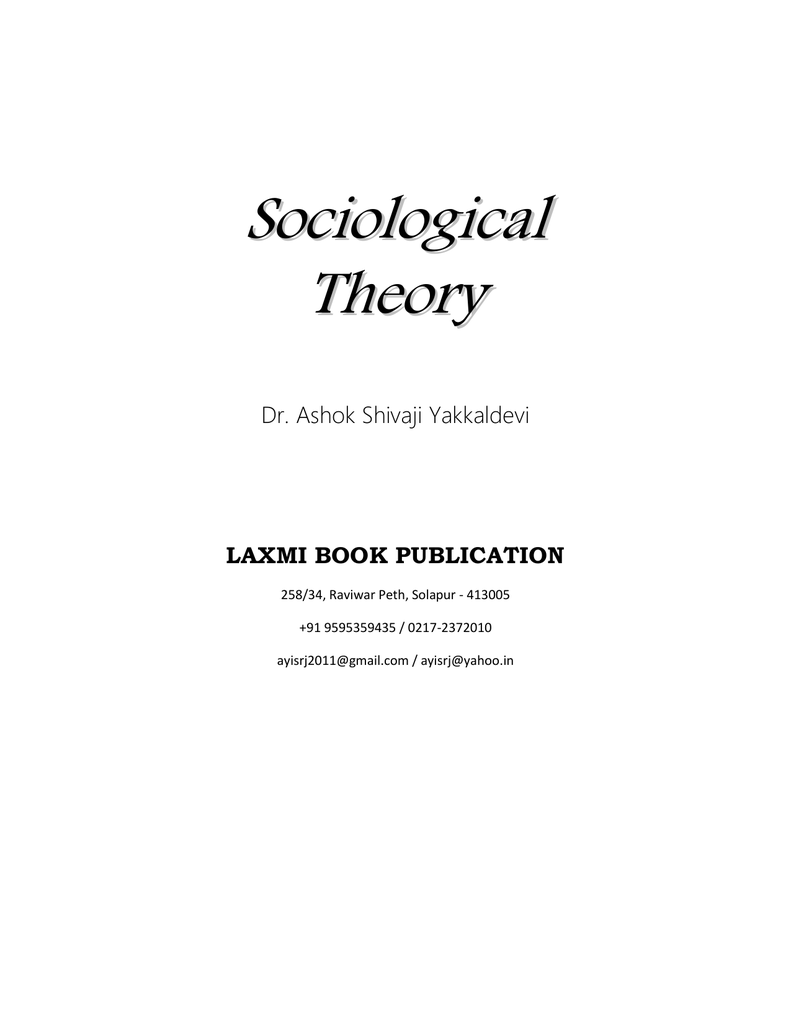 Sociological Theory Dr Ashok Yakkaldevi Gutenberg Printing Press Diagram Wh 15 Sem 1 Medieval