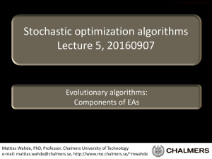 Slides from Lecture 5