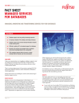 FACT SHEET MANAGED SERVICES FOR DATABASES