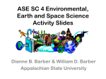 PowerPoint Activity Slides - Appalachian State University