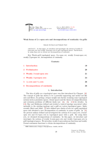 Weak forms of S-α-open sets and decompositions of continuity via