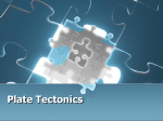 Plate Tectonics - Helena High School