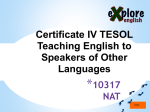 Session 7 - Teach Grammar