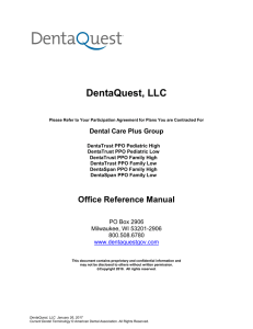 DentaQuest, LLC