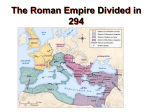 The Story of Constantine and Justinian