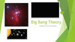 Big Bang Theory Project