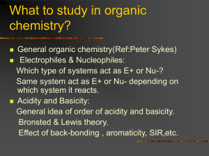 How to study organic chemistry?
