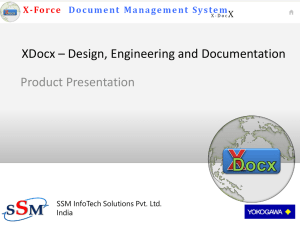X Docx - SSM InfoTech Solutions Pvt. Ltd