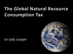 Why should there always be a loser in environmental taxation?