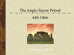 anglo-saxonperiod - OCPS TeacherPress