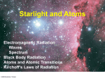03 Starlight and Atoms