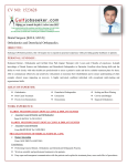 View CV - Gulf Job Seeker