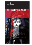 theatreland - Westminster City Council