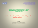 Update on Climate Change Liability cases in the US Supreme Court