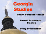 PowerPoint-Notes-Unit-9-Lesson-1-Personal-Finance