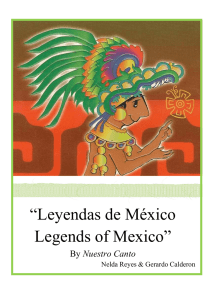 Legends of Mexico Brochure ()