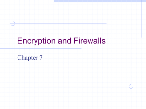 Guide to Firewalls and Network Security with Intrusion Detection and