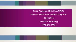 partner abuse intervention program (paip) labeling