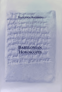 Babylonian Horoscopes - Krasi Ancient Astrology