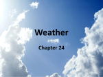 Weather - MrsAllisonMagee