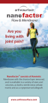 Are you living with joint pain?