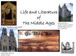 Middle Ages PowerPoint - British Literature and Composition Becky