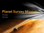Proposed Plan - Department of Earth and Planetary Sciences