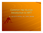 Function, Assessment and Treatment of the Hip: Introduction to ART